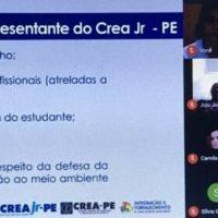 Bate-papo Rosa do Crea Jr-PE