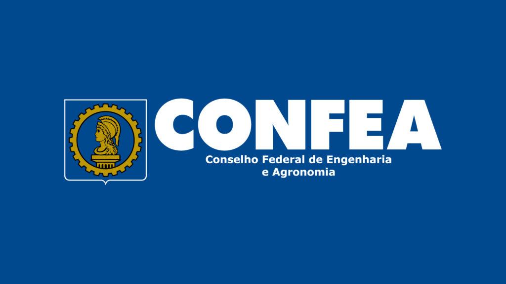 Logo CONFEA Versao Negativa